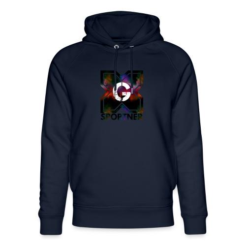 Logo édition limitée prénium GX SPORTNER - Sweat à capuche bio Stanley & Stella unisexe