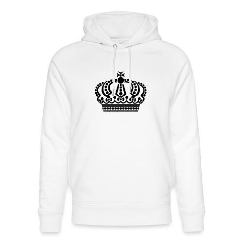 kroon keep calm - Uniseks bio-hoodie van Stanley & Stella