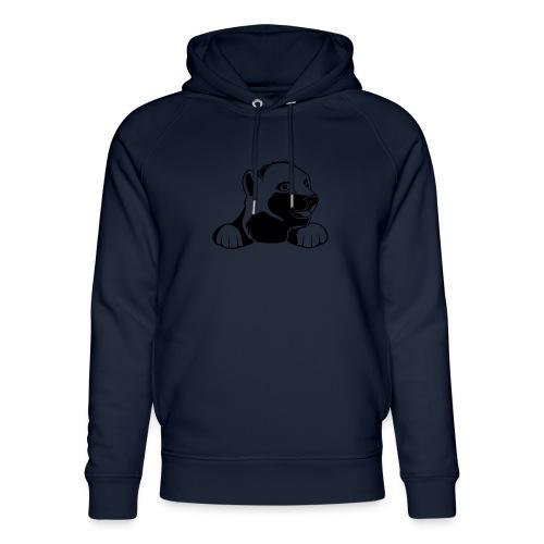 ijsbeer shirt - Uniseks bio-hoodie van Stanley & Stella