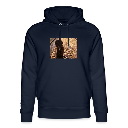THE GREEN MAN IS MADE OF AUTUMN LEAVES - Unisex Organic Hoodie by Stanley & Stella