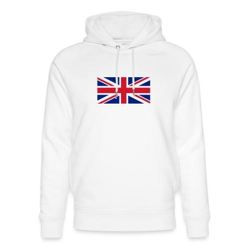 United Kingdom - Unisex Organic Hoodie by Stanley & Stella