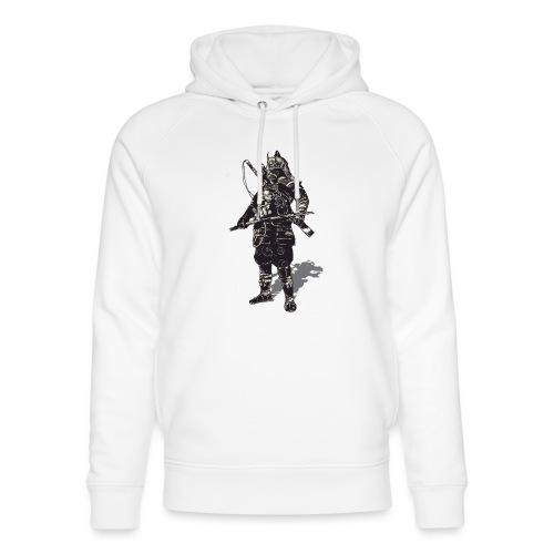 samurai (mushin) - Unisex Organic Hoodie by Stanley & Stella
