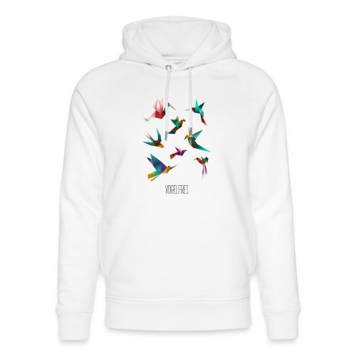 Vogelfrei - Unisex Bio-Hoodie von Stanley & Stella