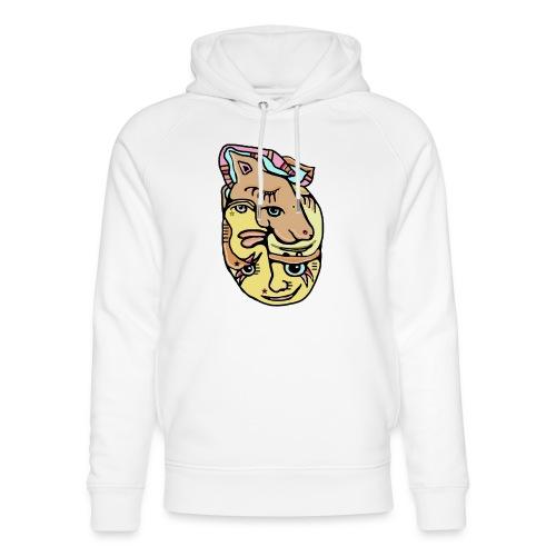 Unicake - Stanley & Stella unisex hoodie af økologisk bomuld