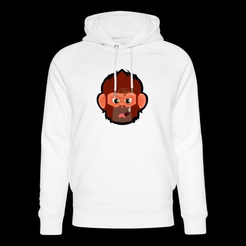 PoGo Mask t-shirt - Stanley & Stella unisex hoodie af økologisk bomuld
