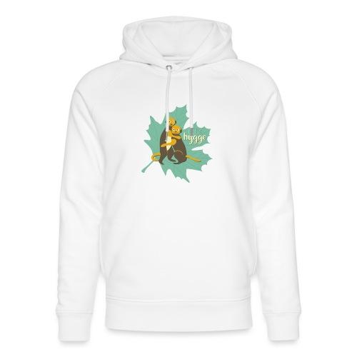 Erdmännchen Herbstfreunde Umarmung - Let's hygge - Unisex Bio-Hoodie von Stanley & Stella