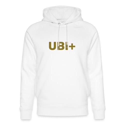 UBI+ - Unisex Organic Hoodie by Stanley & Stella