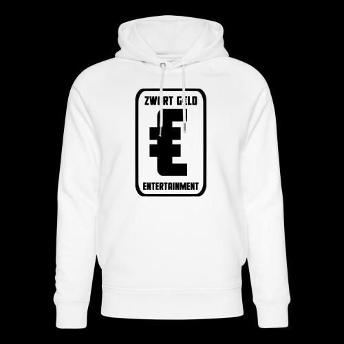 ZwartGeld Logo Sweater - Uniseks bio-hoodie van Stanley & Stella