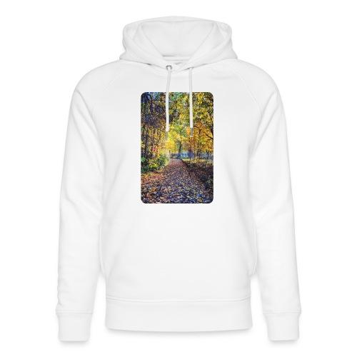 Autumn - Ekologiczna bluza z kapturem typu unisex Stanley & Stella