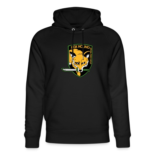 Fox Hound Special Forces - Stanley & Stellan unisex-luomuhuppari