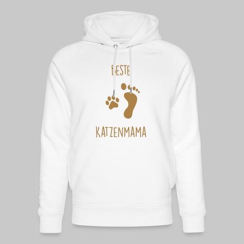 Beste Katzenmama - Unisex Bio-Hoodie von Stanley & Stella