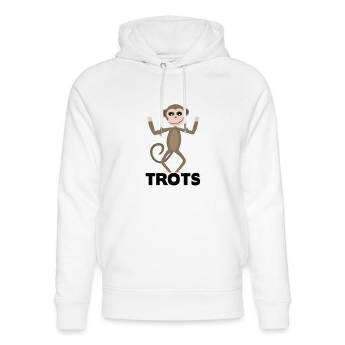 apetrots aapje wat trots is - Uniseks bio-hoodie van Stanley & Stella