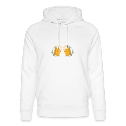 Bier Daarom Ben Ik Hier - Uniseks bio-hoodie van Stanley & Stella