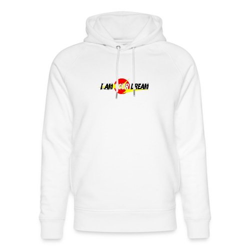 I am in your dream - Unisex Organic Hoodie by Stanley & Stella
