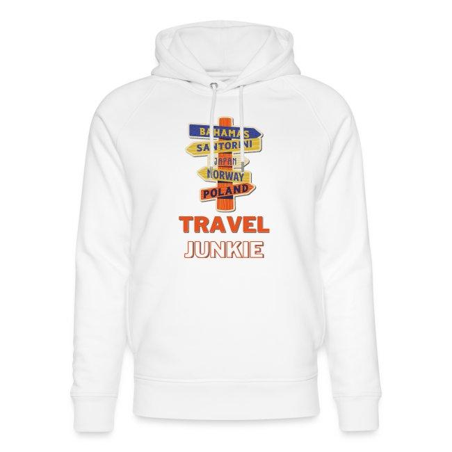 traveljunkie - i like to travel
