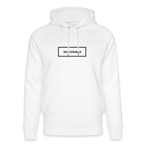 HasloGames White/Black edition! - Uniseks bio-hoodie van Stanley & Stella