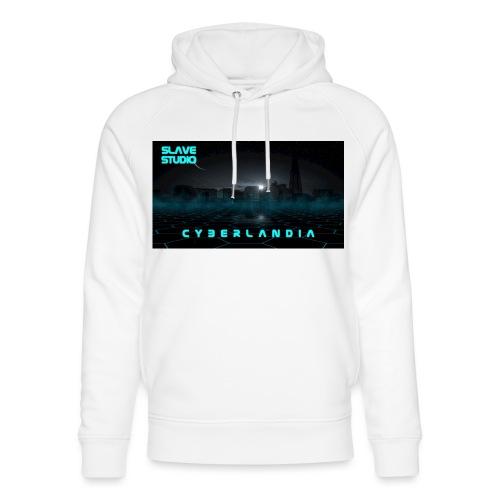 Cyberlandia - Felpa con cappuccio ecologica unisex di Stanley & Stella