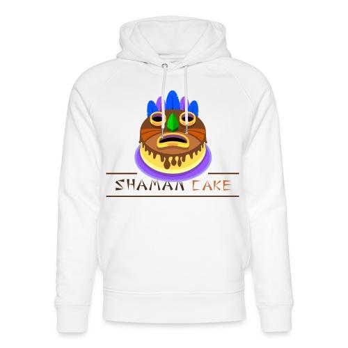 Shaman Cake Official - Felpa con cappuccio ecologica unisex di Stanley & Stella