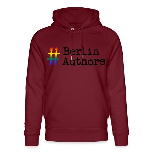 BerlinAuthors Logo Rainbow - Unisex Bio-Hoodie von Stanley & Stella