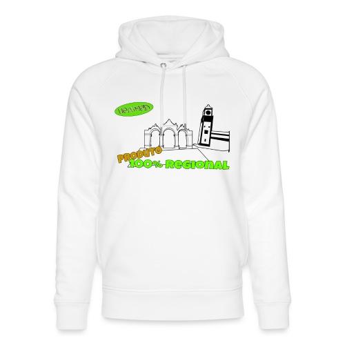 City Gates - Unisex Organic Hoodie by Stanley & Stella