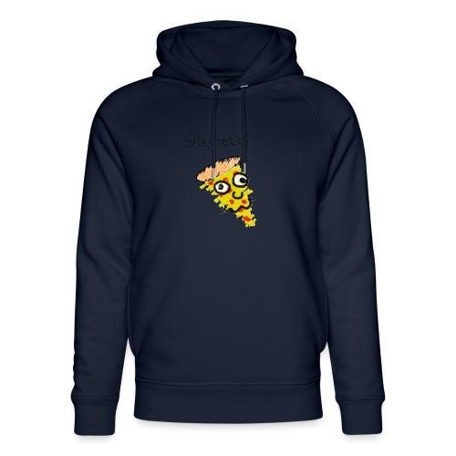 spaghetti trui - Uniseks bio-hoodie van Stanley & Stella