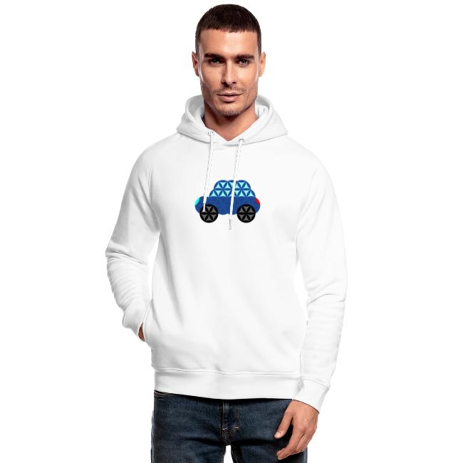 The Car Of Life - M02, Sacred Shapes, Blue/286