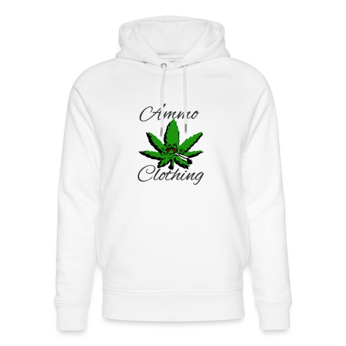 Mr Stoner Summer Wear - Unisex Organic Hoodie by Stanley & Stella