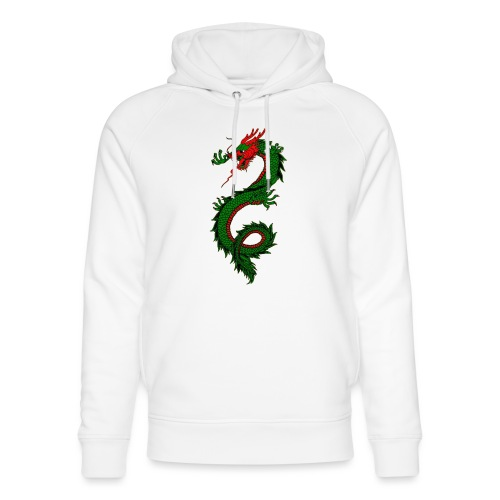 dragon - Felpa con cappuccio ecologica unisex di Stanley & Stella