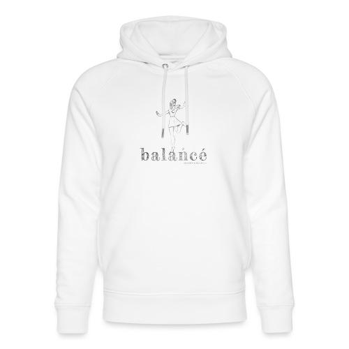 balancé - Unisex Organic Hoodie by Stanley & Stella