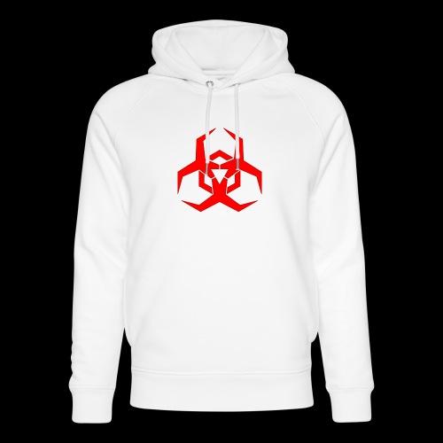 Radioaktive - Stanley & Stella unisex hoodie af økologisk bomuld