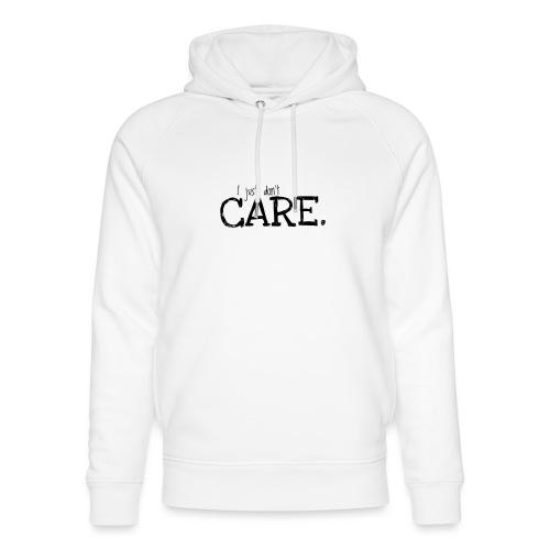 Care - Unisex Organic Hoodie by Stanley & Stella