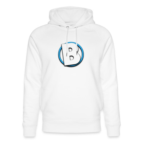 Bumble Logo - Unisex Organic Hoodie by Stanley & Stella