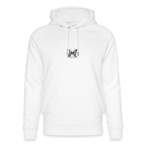 vlinder - Uniseks bio-hoodie van Stanley & Stella