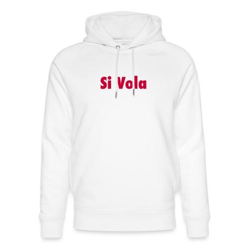 SiVola - Felpa con cappuccio ecologica unisex di Stanley & Stella