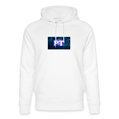 Project T Logo - Unisex Organic Hoodie by Stanley & Stella