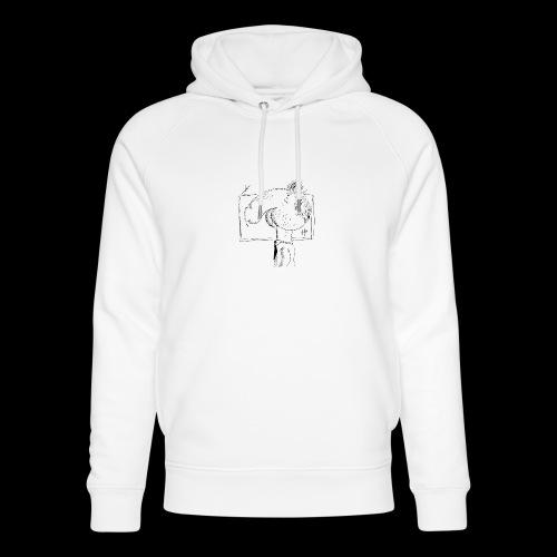 dickhead - Uniseks bio-hoodie van Stanley & Stella