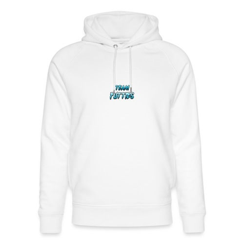 Team futties design - Unisex Organic Hoodie by Stanley & Stella