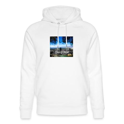 Denstella - Stanley & Stella unisex hoodie af økologisk bomuld