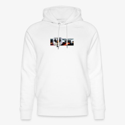 outkastbanner png - Unisex Organic Hoodie by Stanley & Stella