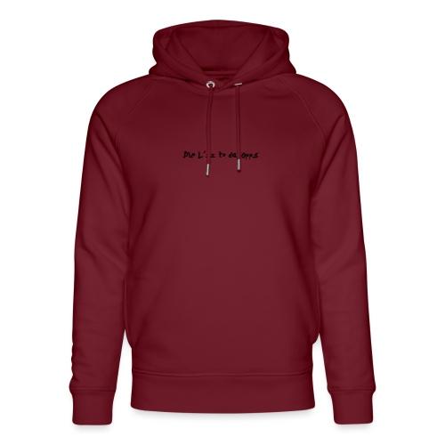DieL - Stanley & Stella unisex hoodie af økologisk bomuld
