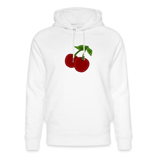 cherry - Ekologiczna bluza z kapturem typu unisex Stanley & Stella