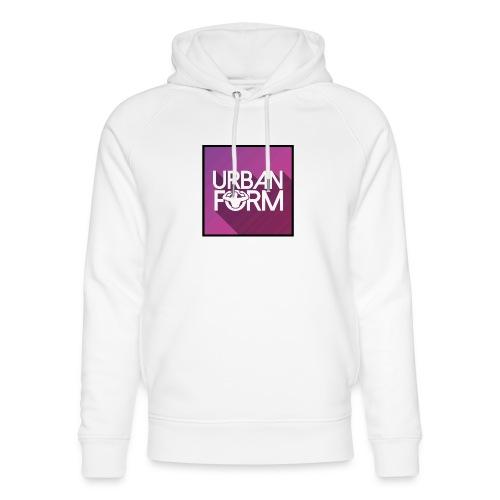 Logo URBAN FORM - Sweat à capuche bio Stanley & Stella unisexe