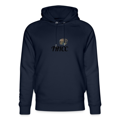 THICC Merch - Unisex Organic Hoodie by Stanley & Stella