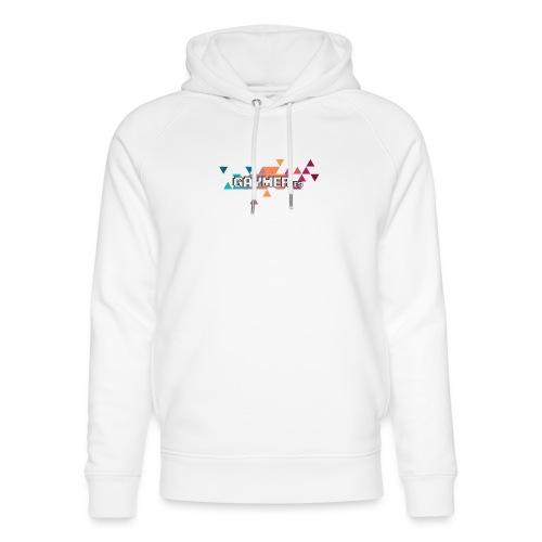 Logo Gaymer.es - Sudadera con capucha ecológica unisex de Stanley & Stella