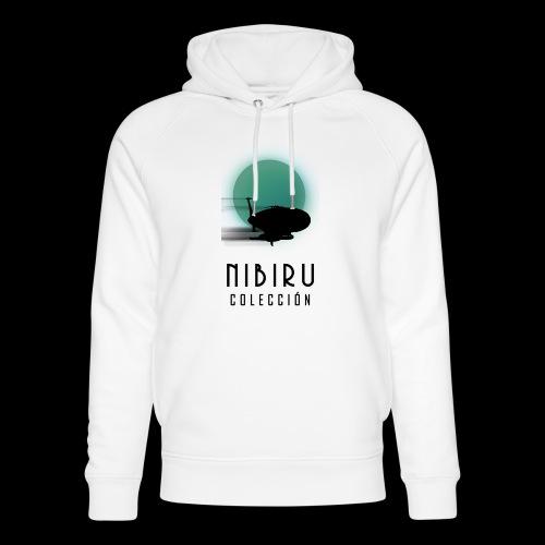 NibiruLogo - Sudadera con capucha ecológica unisex de Stanley & Stella