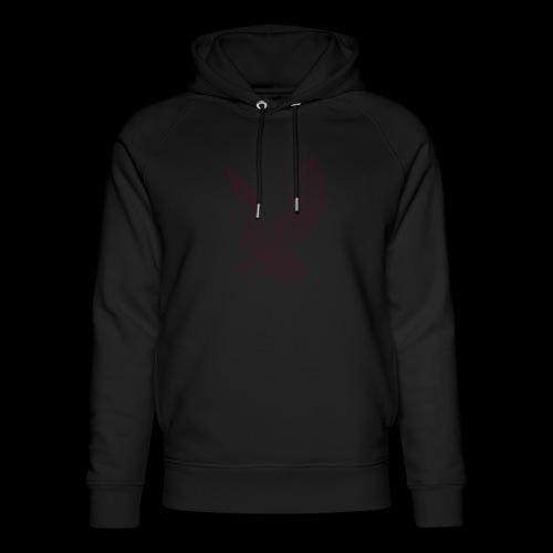 Eagle circuit - Stanley & Stella unisex hoodie af økologisk bomuld