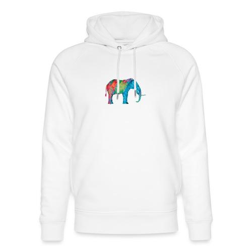 Elefant - Unisex Organic Hoodie by Stanley & Stella