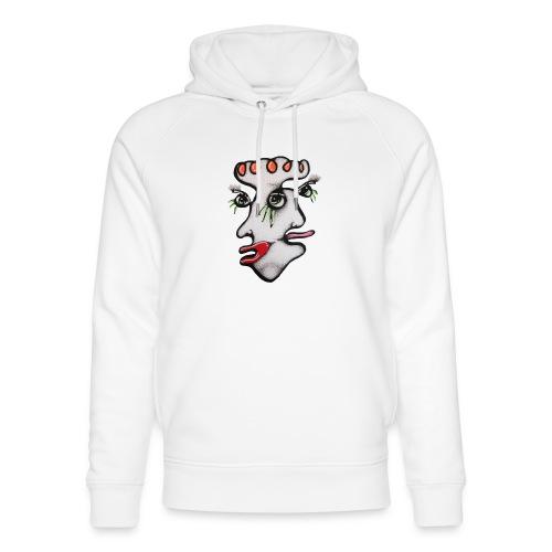 KISS US - Stanley & Stella unisex hoodie af økologisk bomuld