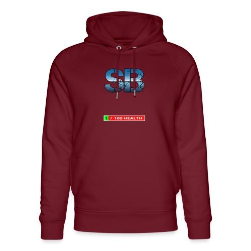 Health Tee Oh Shiiet! - Stanley & Stella unisex hoodie af økologisk bomuld