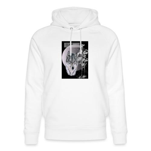 Re wild britain tee shirt - Unisex Organic Hoodie by Stanley & Stella